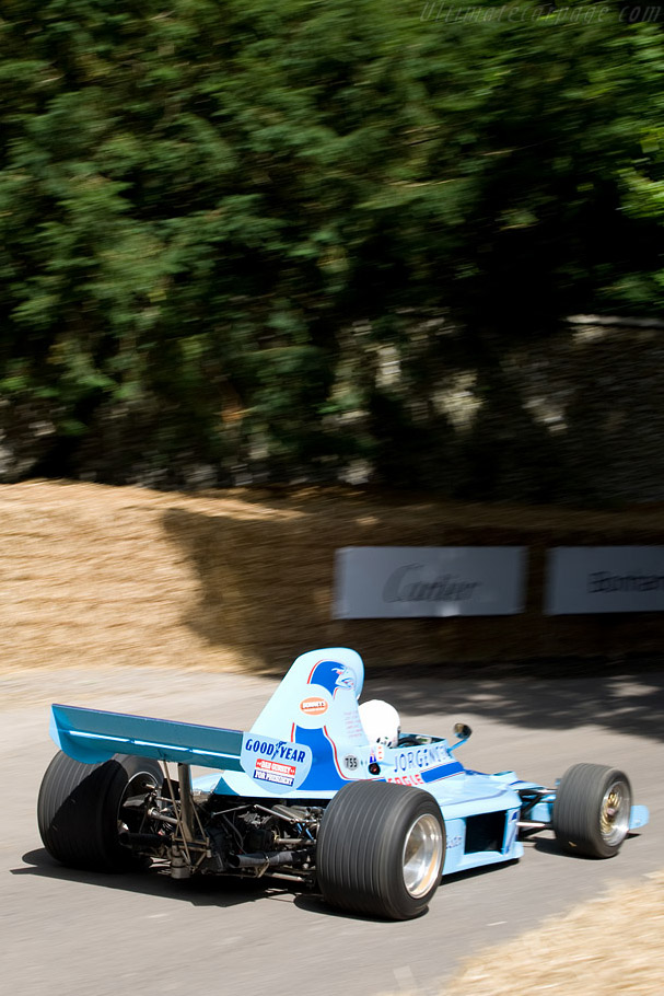 Eagle 74A Chevrolet - Chassis: 004   - 2008 Goodwood Festival of Speed