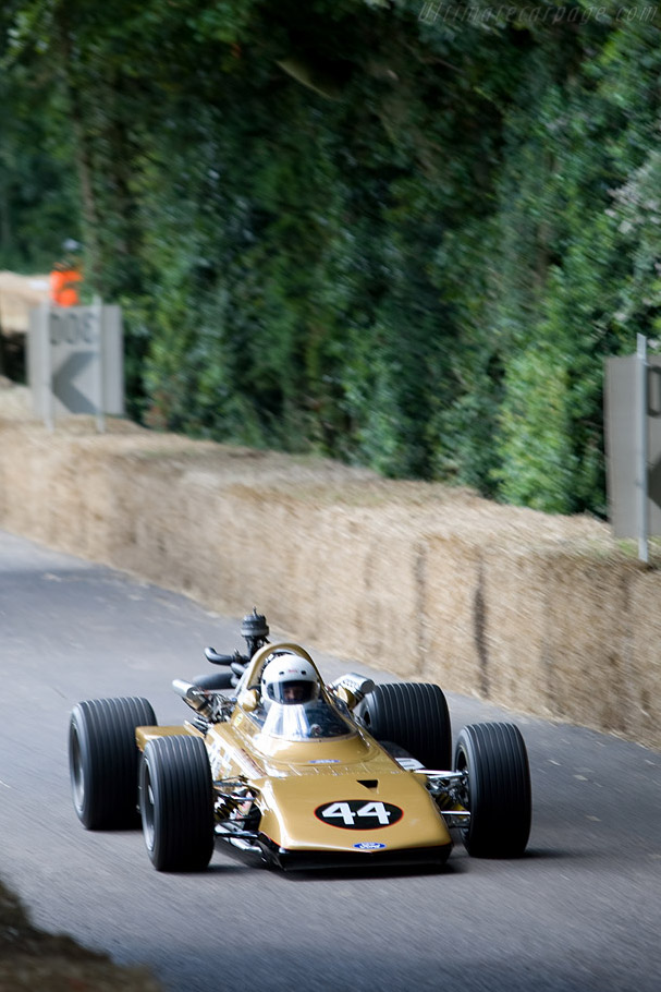 Eagle Ford    - 2008 Goodwood Festival of Speed