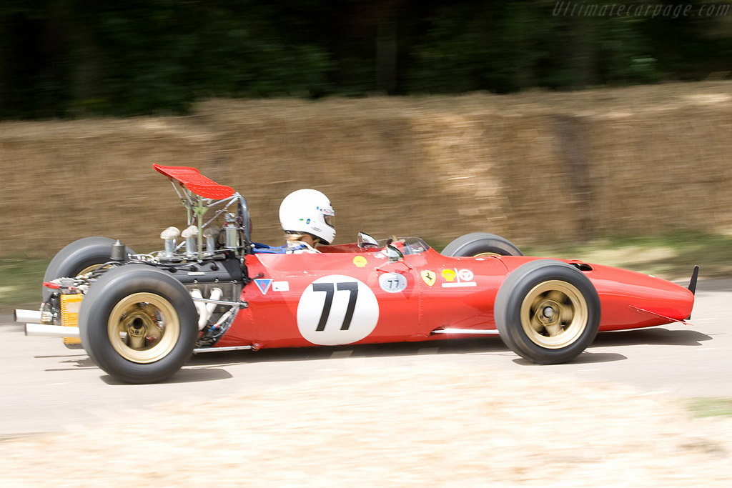 Ferrari 246 Tasman - Chassis: 0010   - 2008 Goodwood Festival of Speed