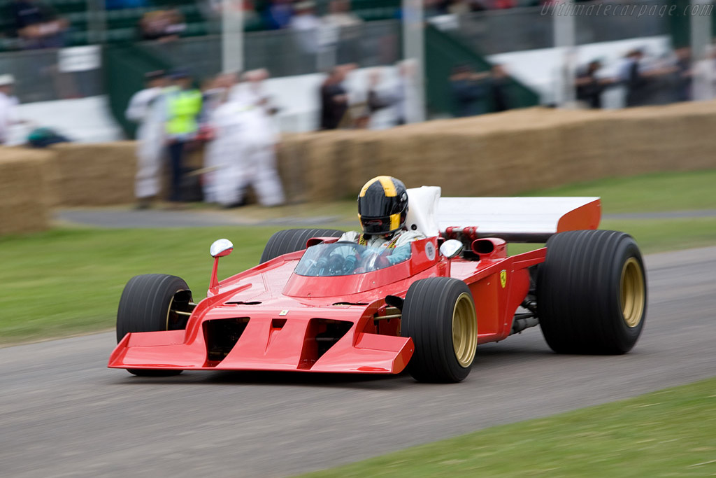 Ferrari 312 B3 'Spazzaneve' - Chassis: 009   - 2008 Goodwood Festival of Speed