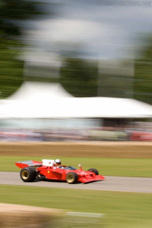 Ferrari 312 B3 'Spazzaneve' - Chassis: 009  - 2008 Goodwood Festival of Speed