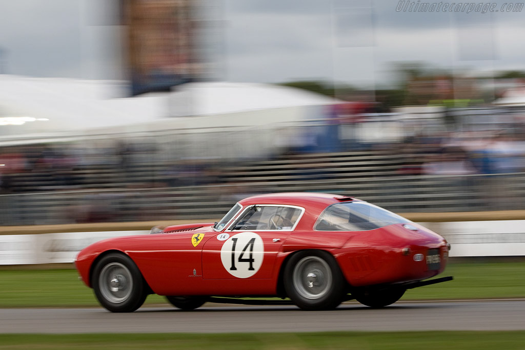 Ferrari 375 MM - Chassis: 0320AM   - 2008 Goodwood Festival of Speed