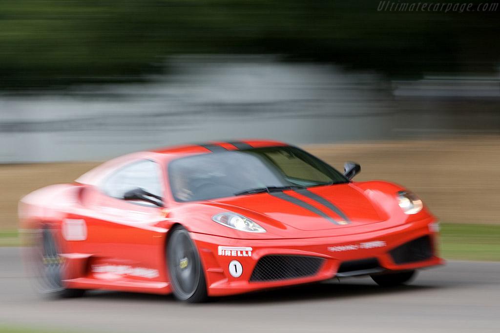 Ferrari 430 Scuderia    - 2008 Goodwood Festival of Speed