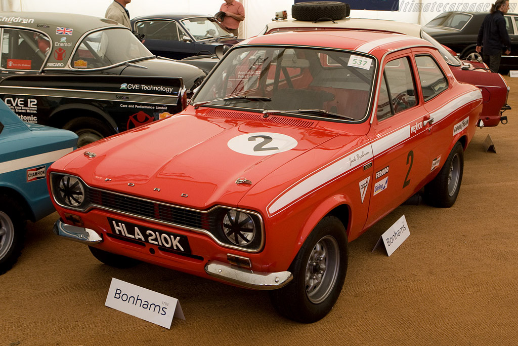 Ford Escort - Chassis: BFATLS11741   - 2008 Goodwood Festival of Speed