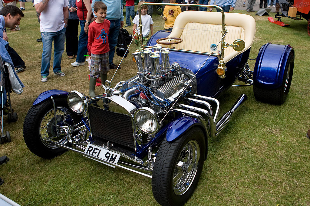 Ford Model T Hot Rod    - 2008 Goodwood Festival of Speed