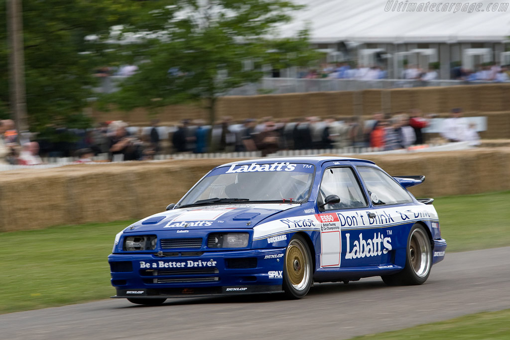 Ford Sierra RS500    - 2008 Goodwood Festival of Speed