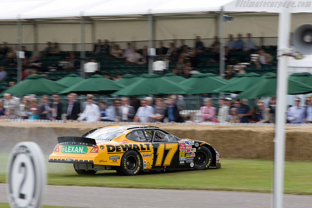 Ford Taurus    - 2008 Goodwood Festival of Speed