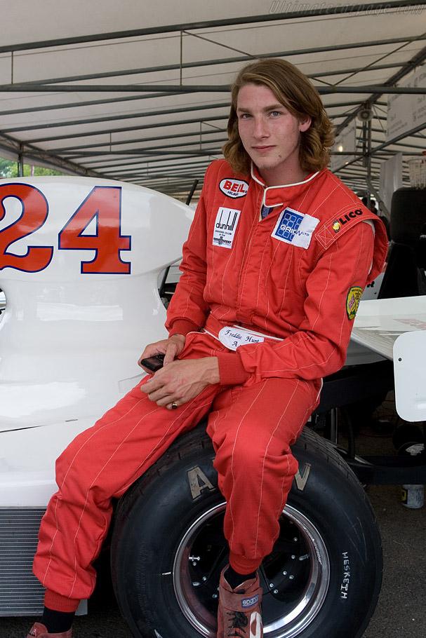 Freddie Hunt    - 2008 Goodwood Festival of Speed