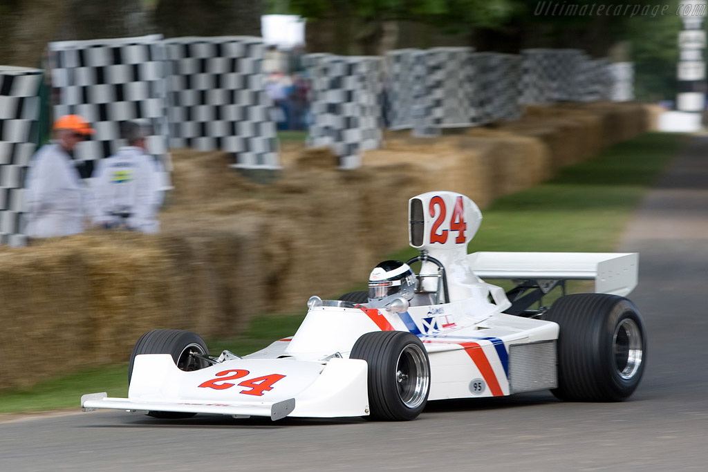 Hesketh 308 Cosworth    - 2008 Goodwood Festival of Speed