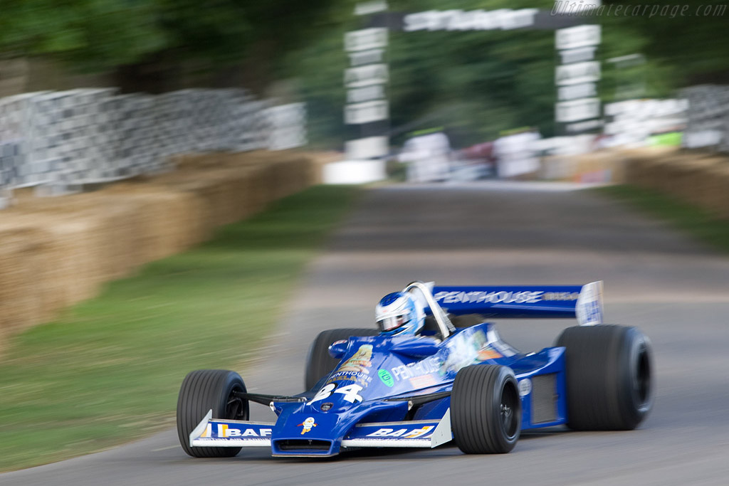 Hesketh 308E Cosworth - Chassis: 308E / 1   - 2008 Goodwood Festival of Speed