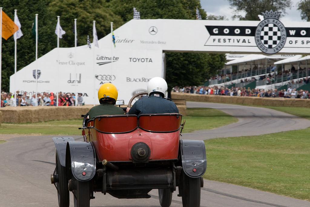 Itala Grand Prix - Chassis: 871   - 2008 Goodwood Festival of Speed