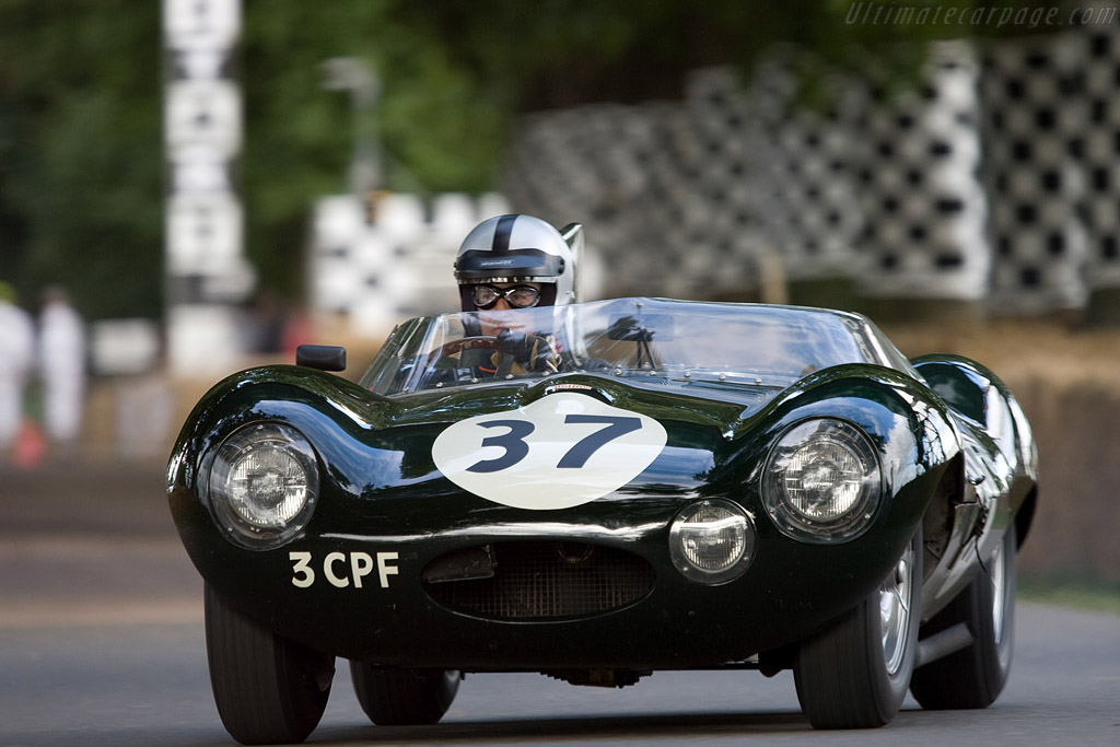 Jaguar D-Type - Chassis: XKD 406   - 2008 Goodwood Festival of Speed