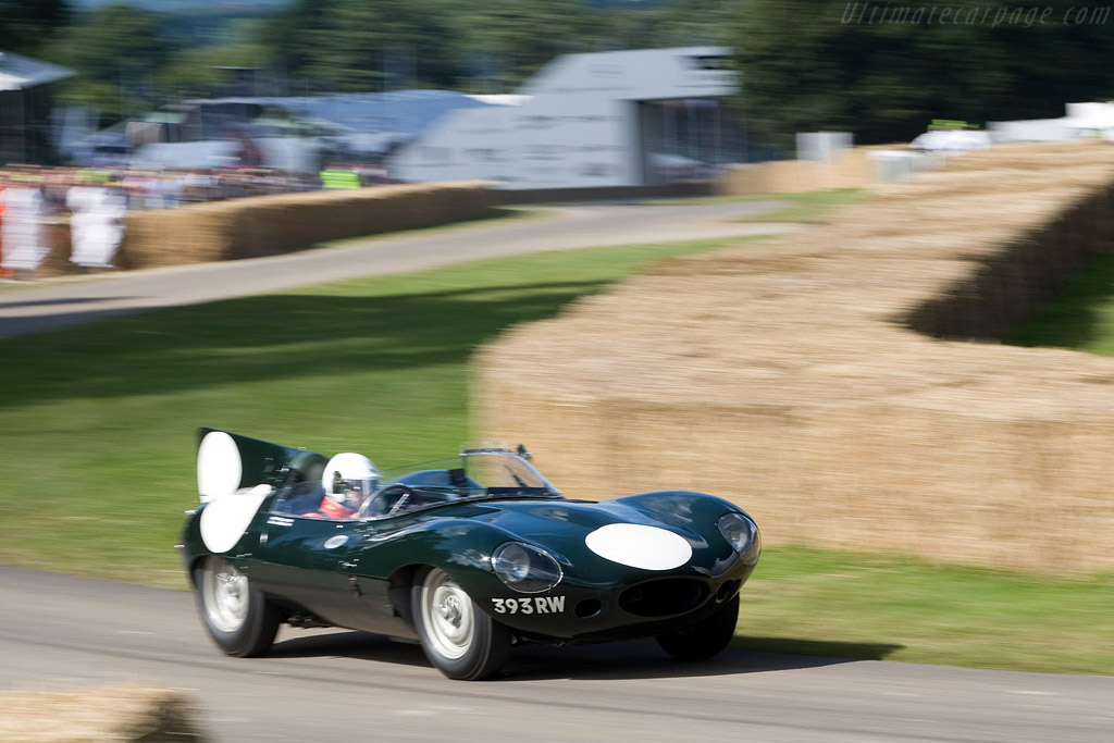 Jaguar D-Type - Chassis: XKD 605  - 2008 Goodwood Festival of Speed