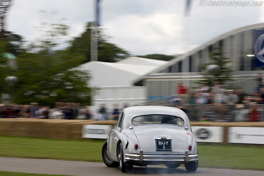 Jaguar Mk1    - 2008 Goodwood Festival of Speed