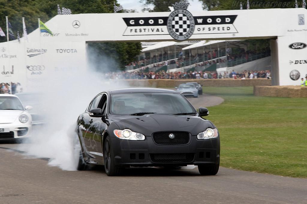 Jaguar XF-R    - 2008 Goodwood Festival of Speed