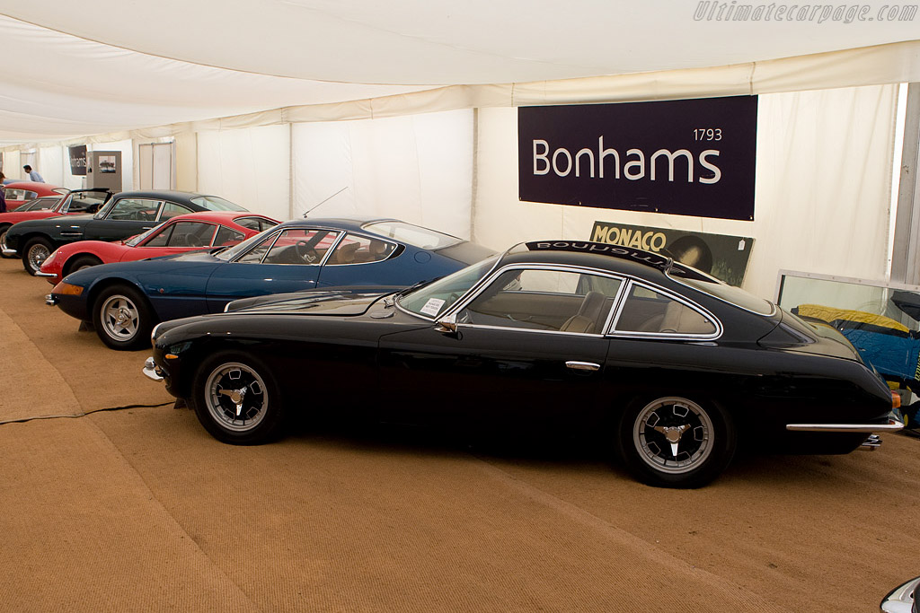 Lamborghini 400 GT - Chassis: 1315   - 2008 Goodwood Festival of Speed