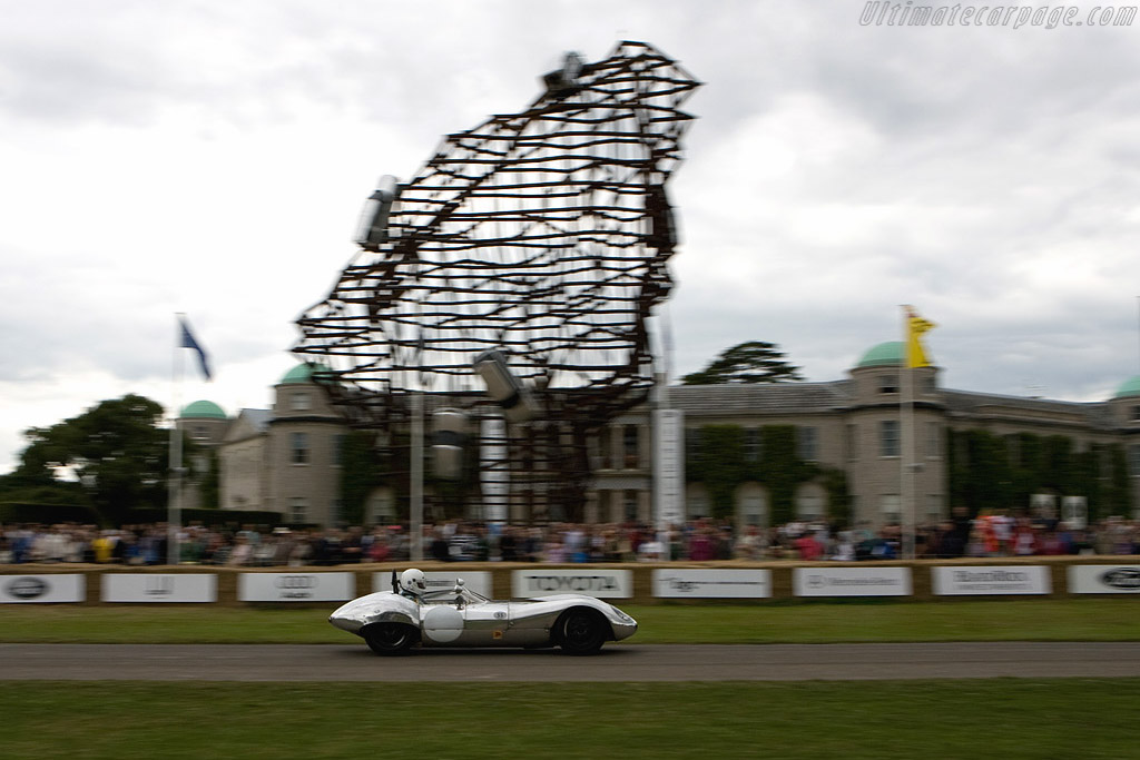 Lola Mk1 Climax    - 2008 Goodwood Festival of Speed