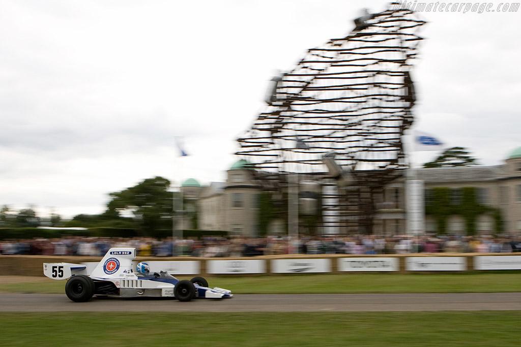 Lola T332 Chevrolet    - 2008 Goodwood Festival of Speed