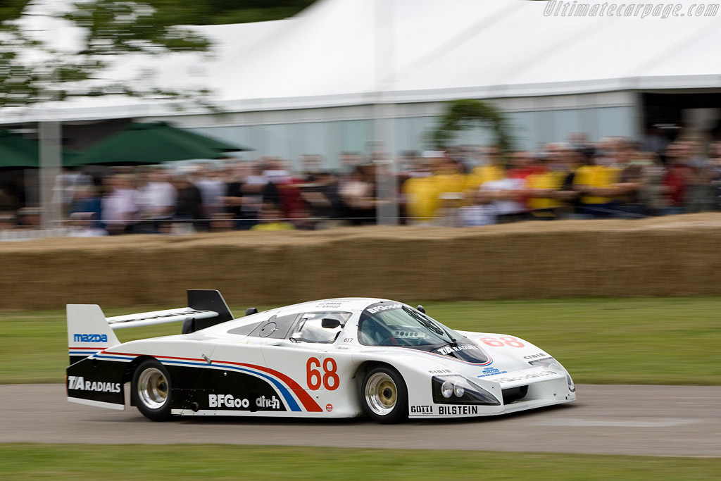 Lola T616 Mazda - Chassis: HU02   - 2008 Goodwood Festival of Speed