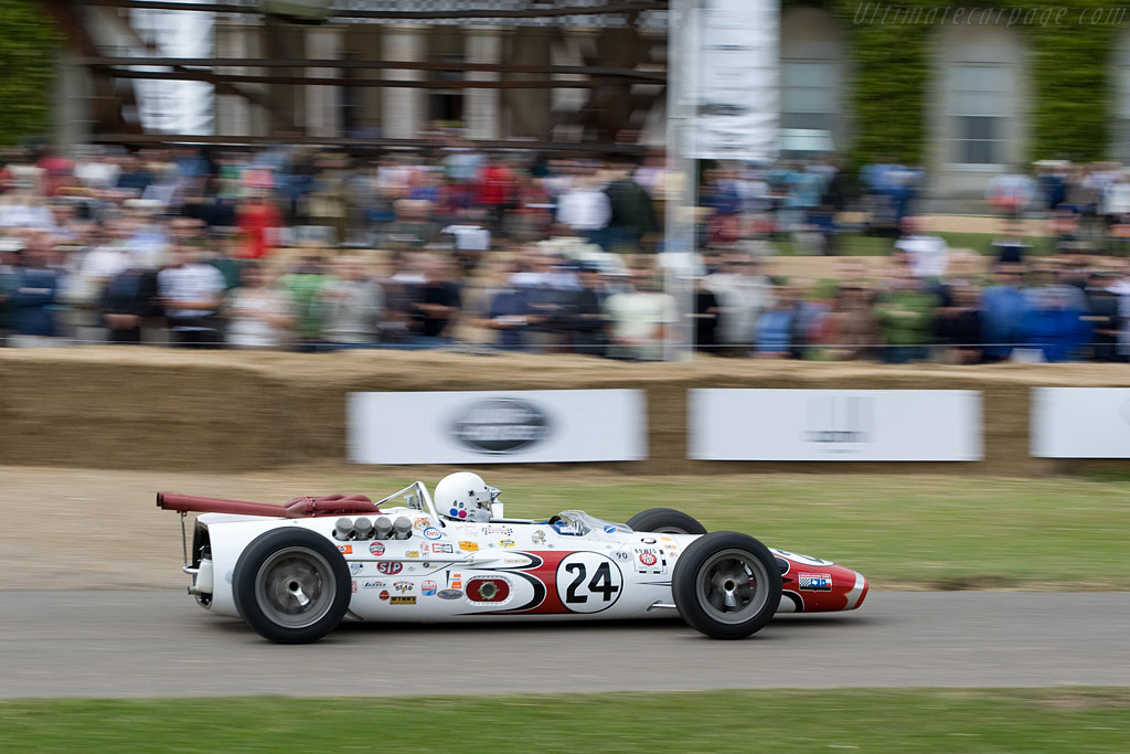Lola T90 Ford    - 2008 Goodwood Festival of Speed