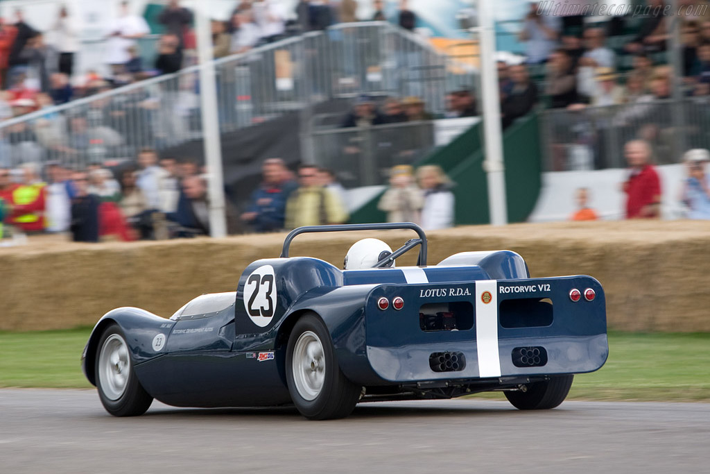Lotus 23 Rotorvic - Chassis: 23-R-1   - 2008 Goodwood Festival of Speed