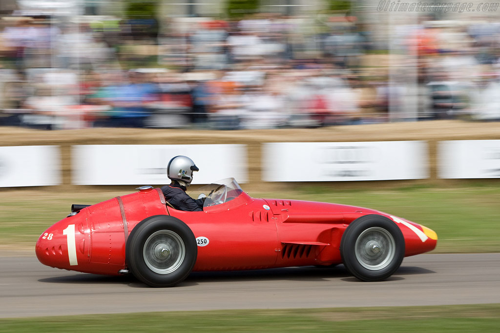 Maserati 250F - Chassis: 2529   - 2008 Goodwood Festival of Speed