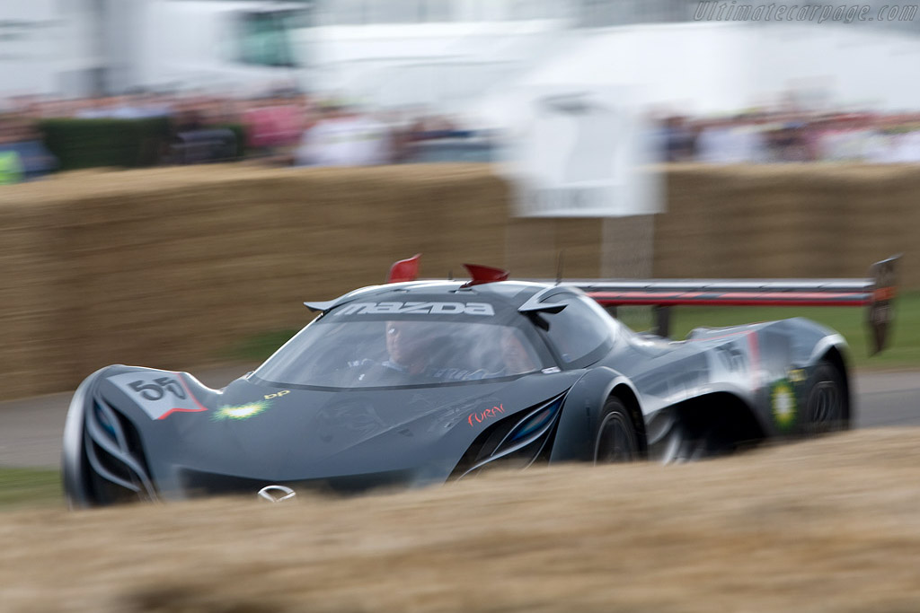 Mazda Furai    - 2008 Goodwood Festival of Speed