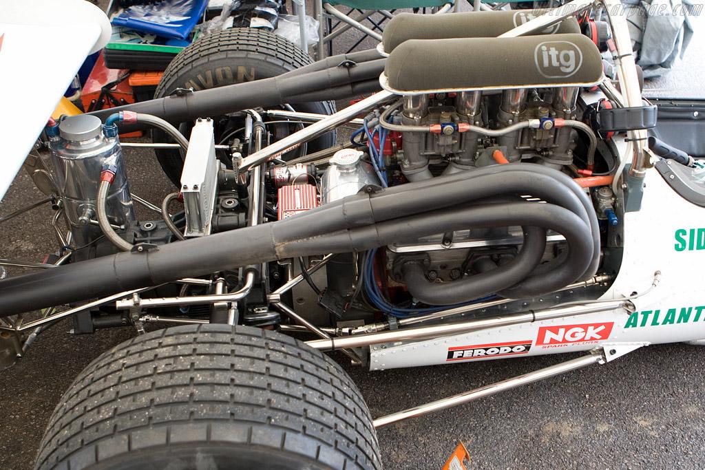 McLaren M10B Chevrolet - Chassis: 400-06   - 2008 Goodwood Festival of Speed