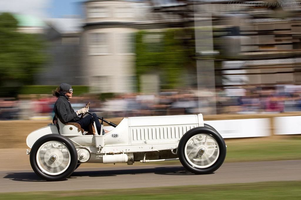 Mercedes 120 hp Grand Prix    - 2008 Goodwood Festival of Speed