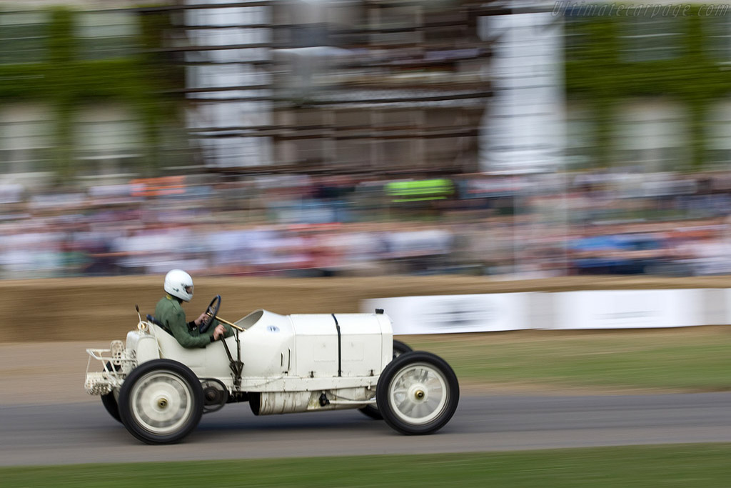 Mercedes 140 hp Grand Prix    - 2008 Goodwood Festival of Speed