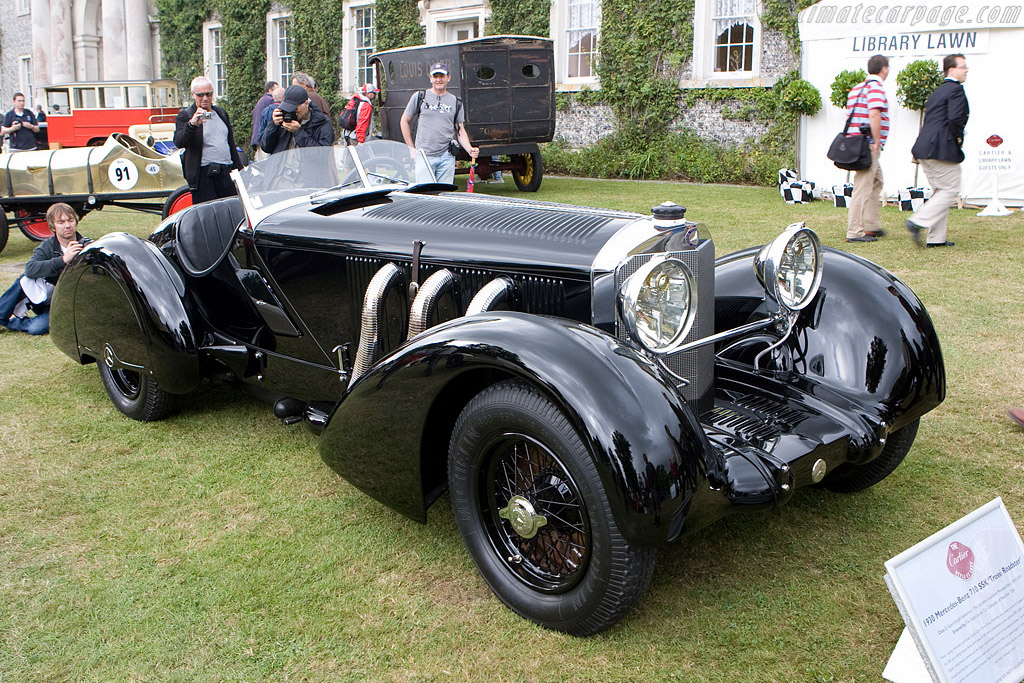 Mercedes Benz SSK 'Trossi Roadster' - Chassis: 36038   - 2008 Goodwood Festival of Speed