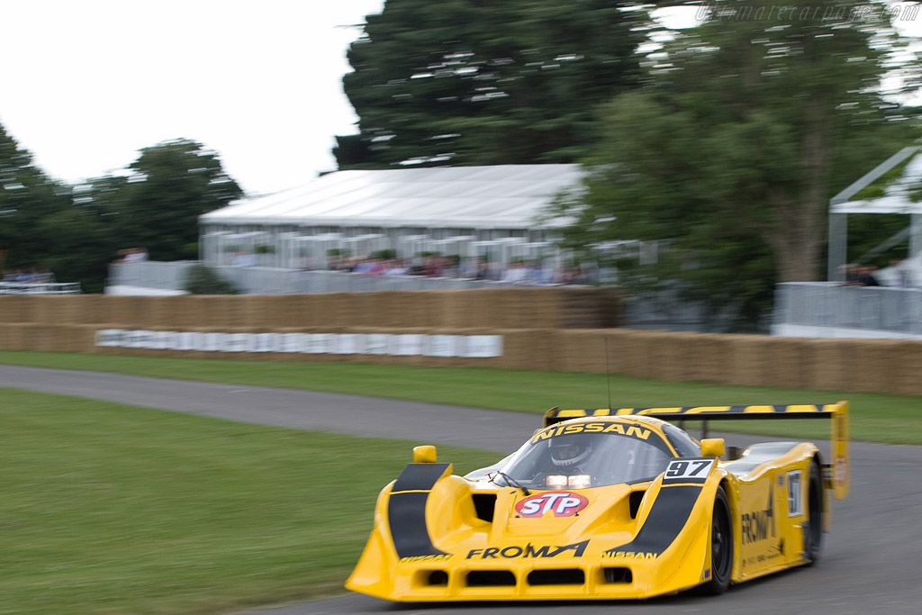 Nissan R90C - Chassis: R90C/7   - 2008 Goodwood Festival of Speed