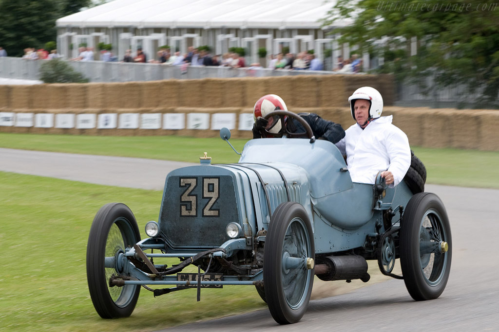 Panhard et Levassor Grand Prix    - 2008 Goodwood Festival of Speed