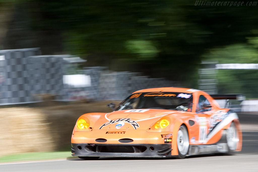 Panoz Esperante GTLM    - 2008 Goodwood Festival of Speed