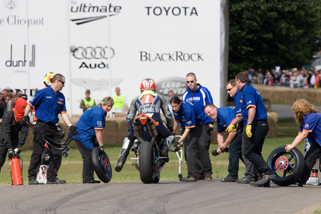 Phase One Pit-Stop    - 2008 Goodwood Festival of Speed
