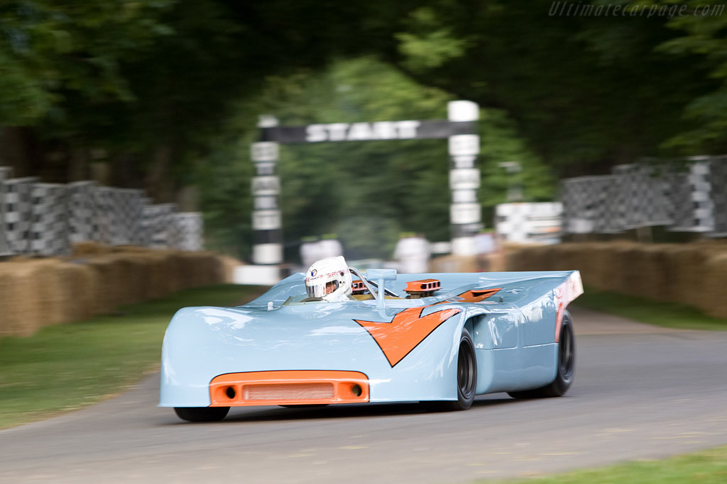 Porsche 908/3 - Chassis: 908/03-009   - 2008 Goodwood Festival of Speed