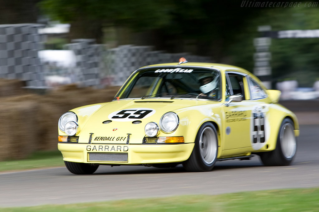 Porsche 911 RSR 2.8 - Chassis: 911 360 0705   - 2008 Goodwood Festival of Speed