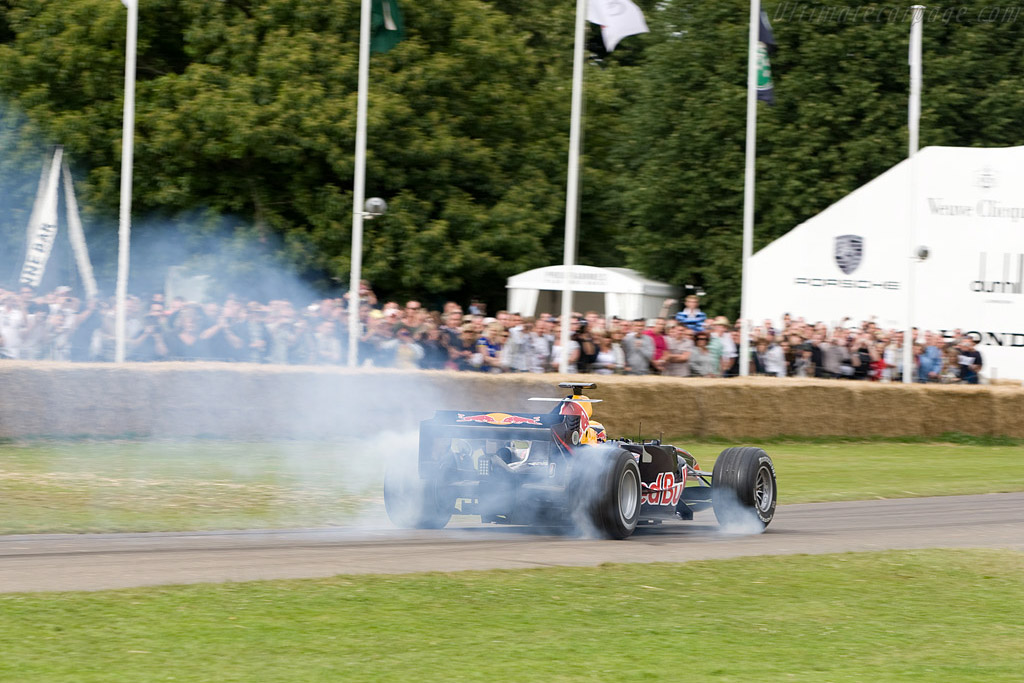 Red Bull Racing RB1 Cosworth    - 2008 Goodwood Festival of Speed