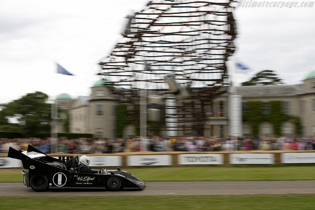Shadow AVS Mk1 Chevrolet - Chassis: 70-4 - Driver: Dennis Losher  - 2008 Goodwood Festival of Speed