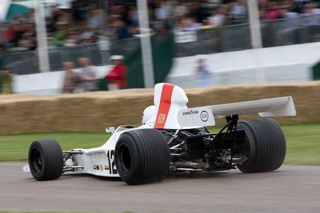 Shadow DN1 Cosworth - Chassis: DN1-3A - Driver: Daryl Taylor  - 2008 Goodwood Festival of Speed