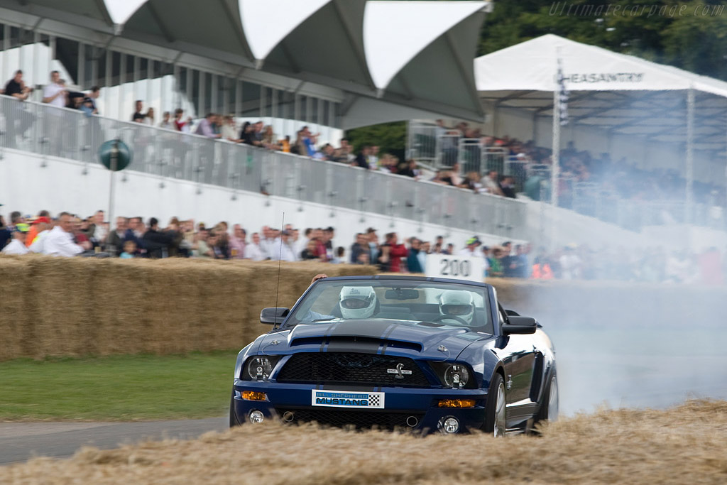 Shelby Mustang GT500 Super Snake    - 2008 Goodwood Festival of Speed