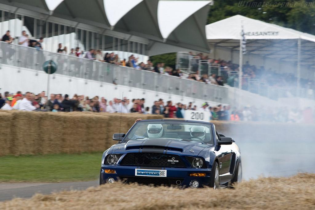 Shelby Mustang GT500 Super Snake    - 2008 Goodwood Festival of Speed