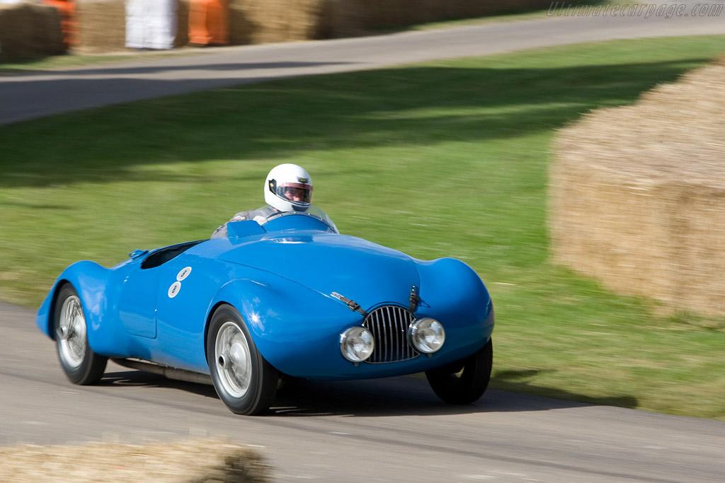 Simca-Gordini Type 8    - 2008 Goodwood Festival of Speed
