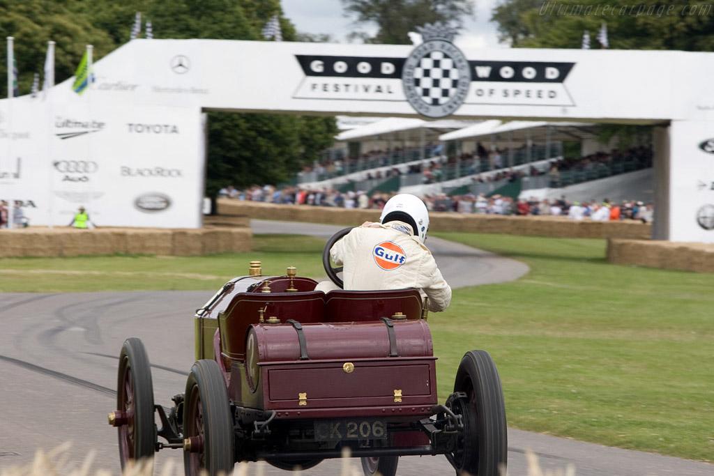 Star Gordon Bennett    - 2008 Goodwood Festival of Speed