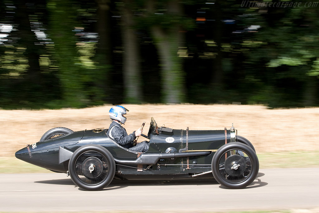 Sunbeam 2-Litre Grand Prix    - 2008 Goodwood Festival of Speed