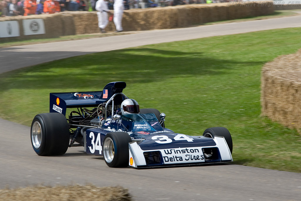 Surtees TS11 Chevrolet    - 2008 Goodwood Festival of Speed
