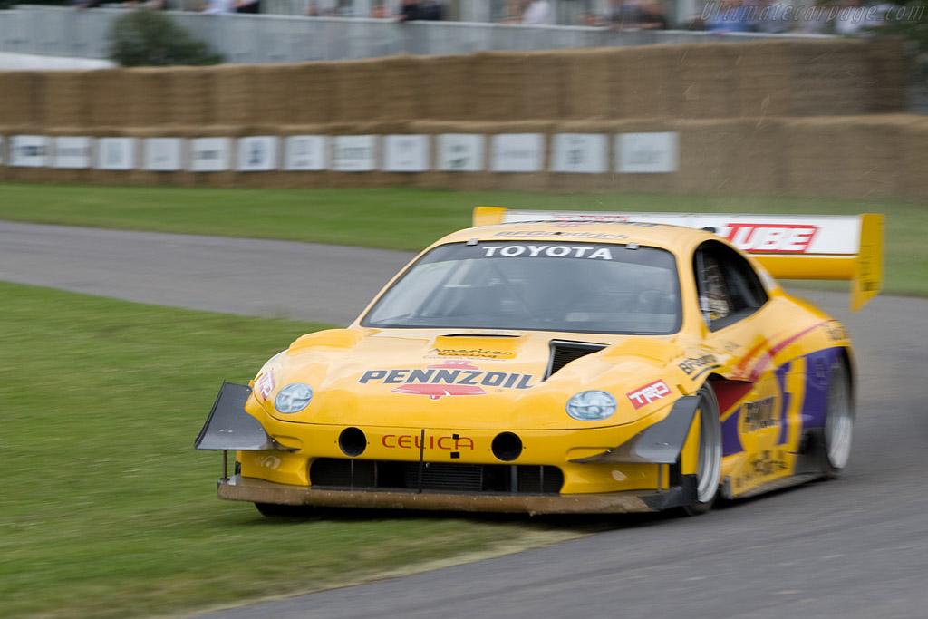 Toyota Celica 'Pikes Peak'    - 2008 Goodwood Festival of Speed