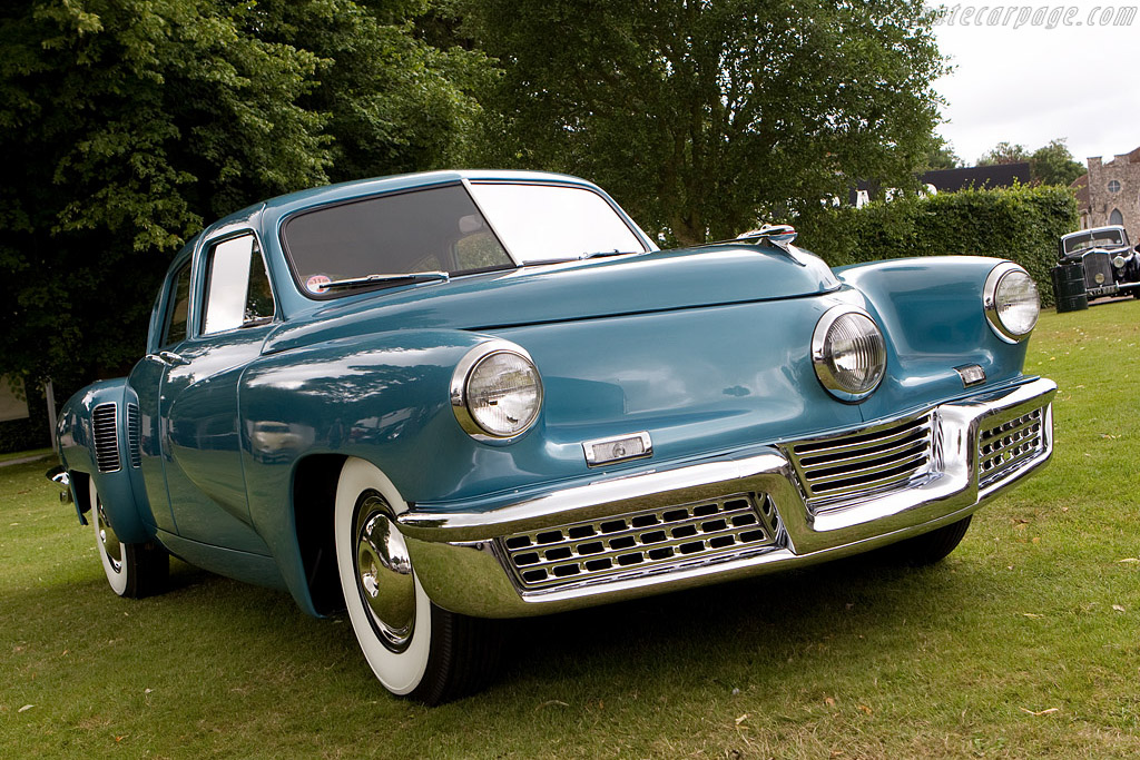 Tucker Torpedo - Chassis: 1049   - 2008 Goodwood Festival of Speed