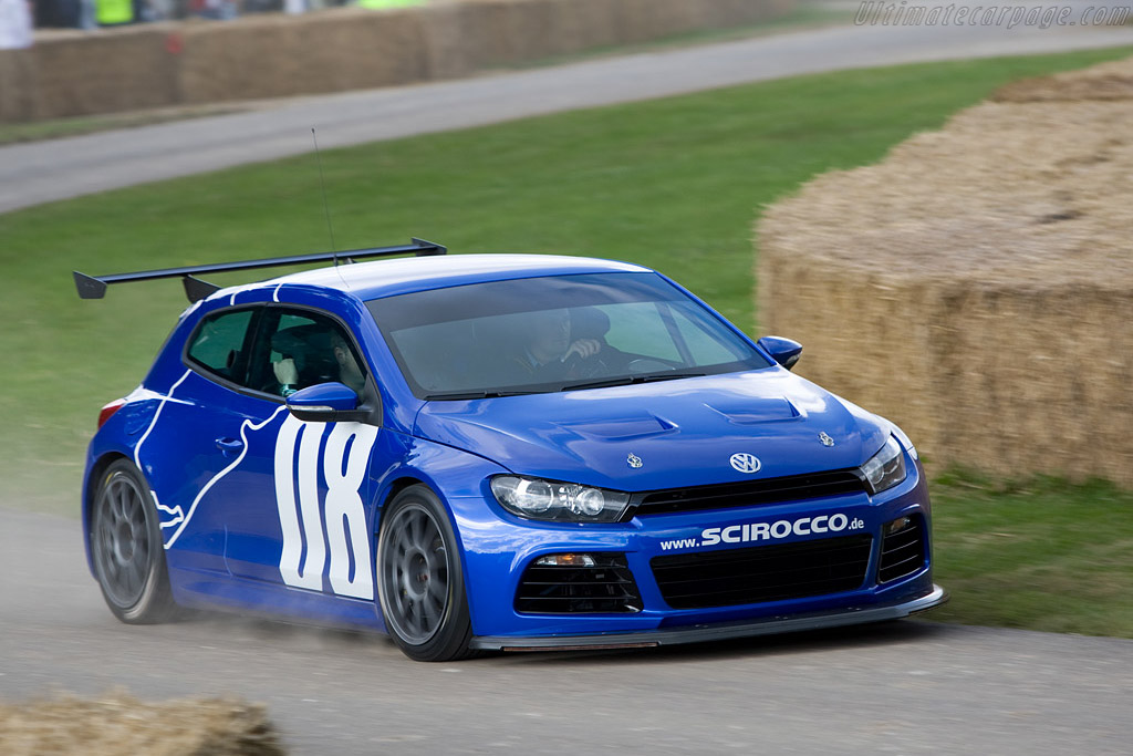 Volkswagen Scirocco GT24    - 2008 Goodwood Festival of Speed