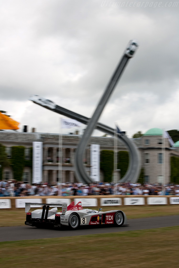 100 Years of Audi    - 2009 Goodwood Festival of Speed